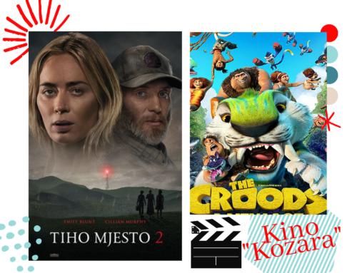 """Novi repertoar stigao u kino """"Kozara"""""""